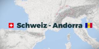 Schweiz – Andorra